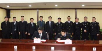 CCIC Group signed strategic cooperation agreement with Guangdong CIQ and Shandong CIQ  img